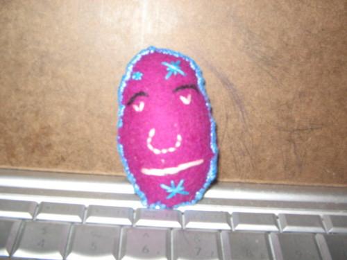 Noncommital Egg