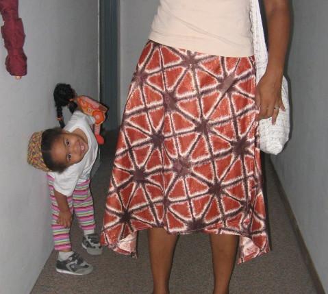 Very First Skirt